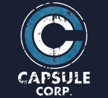 Capsule corp vintage version by karlangas