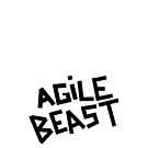 Arctic Monkeys - Agile Beast by Ollie Vanes