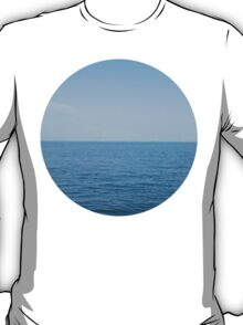 Circle at Sea T-Shirt