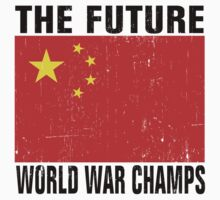 The Future World War Champs by avdesigns