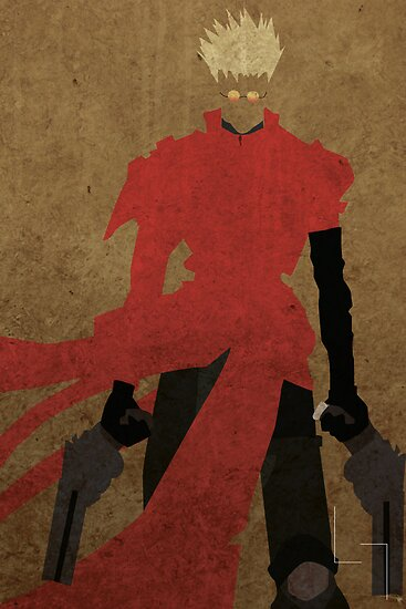 Vash the Stampede by jehuty23