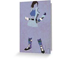 Asuka Greeting Card