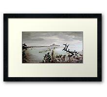 Amazon Passage Framed Print