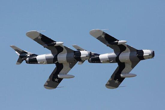 Black Diamond Jet Team by kathy s gillentine