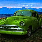 1951 Chevrolet &quot;Slime Green&quot; by TeeMack