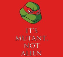 Mutant NOT Alien by xceedingarc