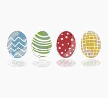 4 easter eggs Kids Clothes