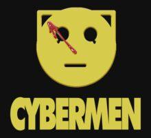 CYBERWATCHMEN by shaydeychic