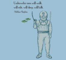 Underwater Men by SReddecop