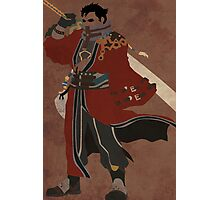 Auron Photographic Print