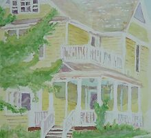 No.77 of 100 Salt Lake City Porches by Jeanne Allgood