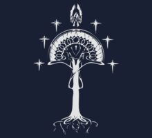 Tree of Gondor by xceedingarc