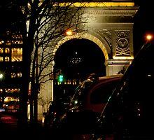 Washington Square Freedom by Mark Wuttke