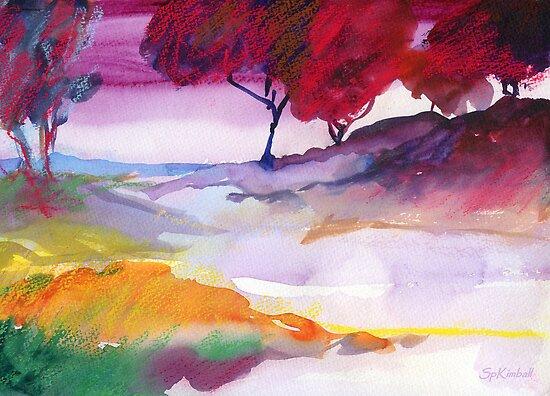 Twilight Dreams by Susan  Kimball