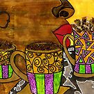 I&#x27;ll Take Three Cups of Java Please by  Angela L Walker
