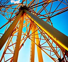 Ferris Wheel  by Emma  Gilette