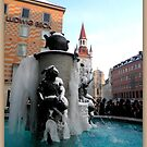 Fish Fountain ~ Munich by ©The Creative Minds