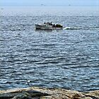 Lobster Boat by Carolyn  Fletcher
