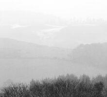 Snowy Landscape by rosie320d