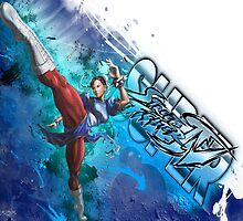 Super Street Fighter 4 - Grunge of Chun Li by Stevie B