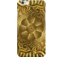 Gold Plated Series*02 iPhone Case/Skin