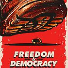Freedom&Democracy by Marek Hindash-Jancovic