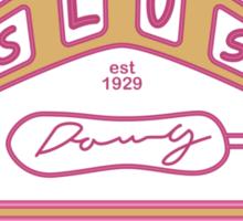 Slushy Dawg Sticker