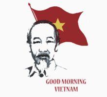 Vietnam Propoganda by Jon Oxley