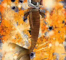 Steampunk Merman by InfinityRain