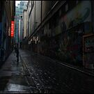 Hosier Lane - Melbourne by StephBauer