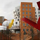 MIT Stata Center, Frank Gehry by Jane McDougall