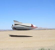 Desert Landing by Piero