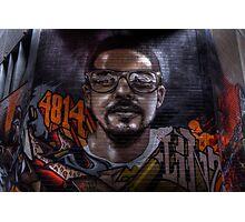 Cool Graffiti Photographic Print