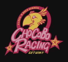 Chocobo Racing by Faniseto