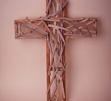 Wooden Cross by torishaa