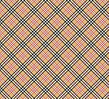biege color burberry-like plaid pattern by nadil