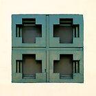 Cross Windows by Henrik Lehnerer