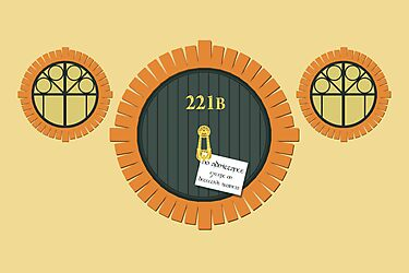 221B Bag End by sirwatson