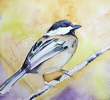 Chickadee by Kipu Arts