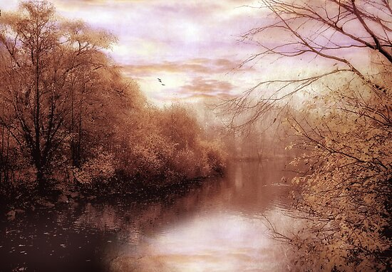 Russet River by Jessica Jenney