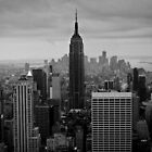 Empire State Building by Paul Politis