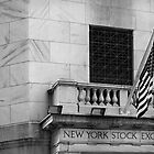 New York Stock Exchange by Paul Politis