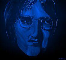 John Lennon 1 by markmoore