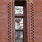 Harvard Window by Jane McDougall