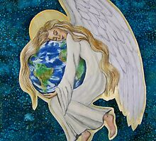 Earth Angel by margotmythmaker