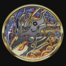 Rage of the Dragon by joshjen10
