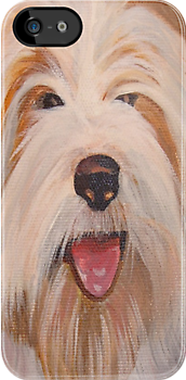 Terrier Portrait by taiche