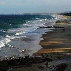 Sunshine Coast Beach - Australia by Debellez