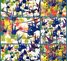 Paper Crane by Emma Holmes