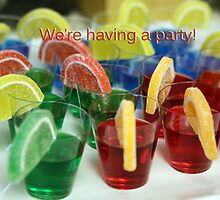 We're having a party! by Kimberly Palmer